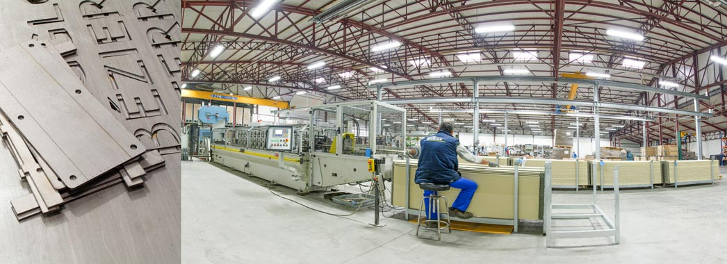 Nous travaillons sur l'amélioration de nos unités de production pour toujours avoir une gamme de produits et de servicesreconnus.  Notre certification ISO9001 est un gage de qualité de notre suivi de production et dans l'écoute denotreclientèle.