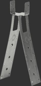 Porte liteau àpattes