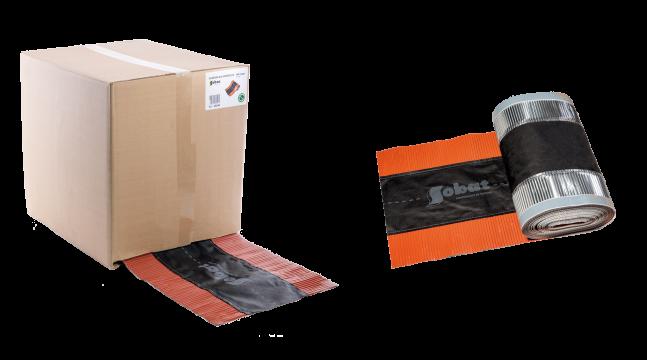 Closoirs Ventiflex® alu/tissu